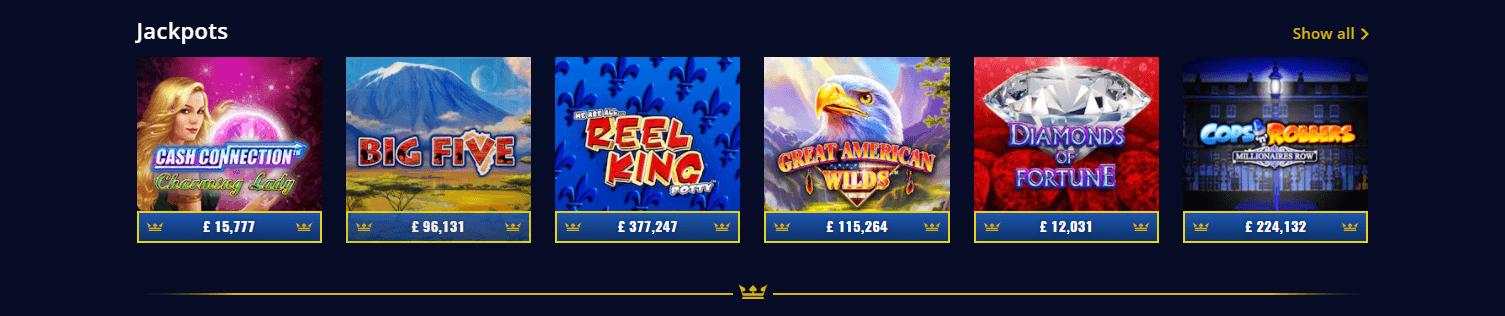 admiral casino login